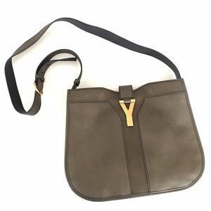 19% off YSL Handbags - YSL crossbody olive Yves Saint Laurent NEW ...