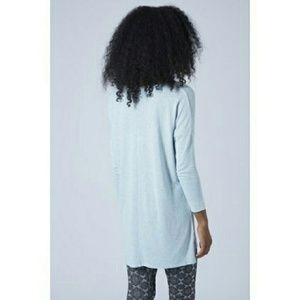 Topshop long sleeve oversize top 8