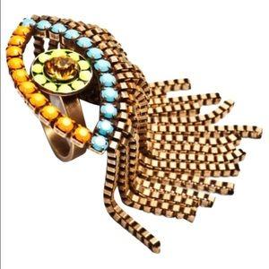 DANNIJO Jewelry - Dannijo Eye Ring