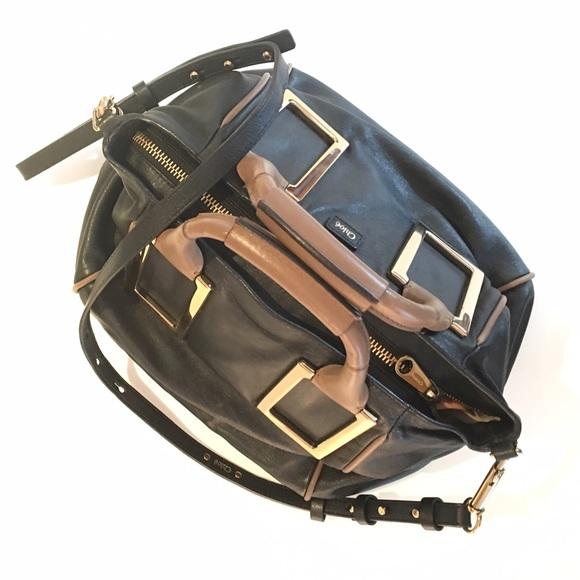 Chloe - Chloe Ethel crossbody handbag satchel from !ella\u0026#39;s closet ...