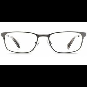 Warby Parker Accessories - WARBY PARKER GLADSTONE BRUSHED GRANITE DEMO NEW