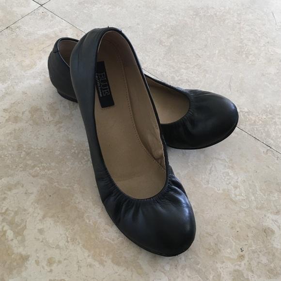 0e6096bd6b63 Blue- Saks Fifth Avenue Shoes - Blue by Saks Fifth Avenue Black Ballet Flats