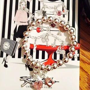 Thomas Soba bracelet with 3 charms