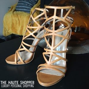Dsquared2 Cutout Sandal - EU 39- $1225 retail