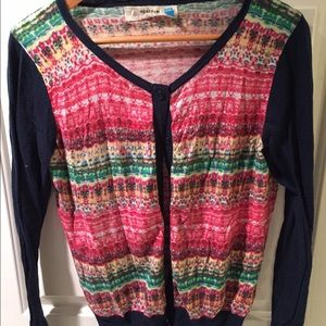 Anthropologie SPARROW sweater.  Size med