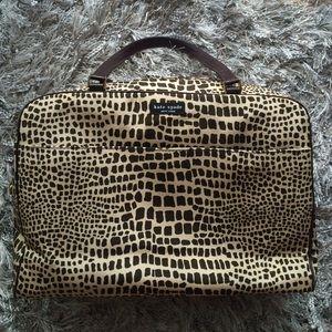 Kate Spade Handbag Animal Print