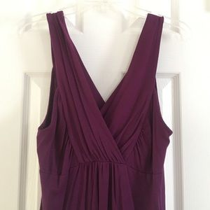 Old Navy Tops - Purple Low-cut V-neck Top