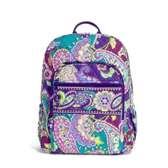 Bring function and style to school or work with Vera Bradley backpacks. Our women's backpacks combine smart organization with fun, colorful fashion. Need even more versatility? Discover our Campus Backpack and Rolling Backpack for travel dhow4ev6xyrb.mld Location: Fort Wayne, Indiana, United States.