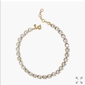 J.Crew Swarovski Crystal Necklace