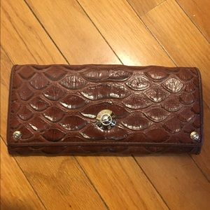 Henri Bendel Continental Wallet