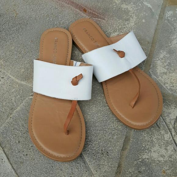 Franco Sarto Shoes   White Franco Sarto
