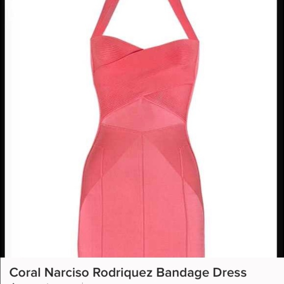 Narciso Rodriguez Dresses - 💕Perfect Valentines Day! Narciso Rodriguez Dress