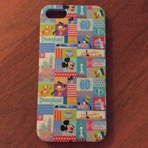 Disneyland 60th iPhone5 case