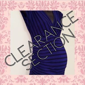 CLOSET CLEANING! Maternity Nursing items