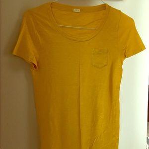 J.Crew Cotton T-shirt