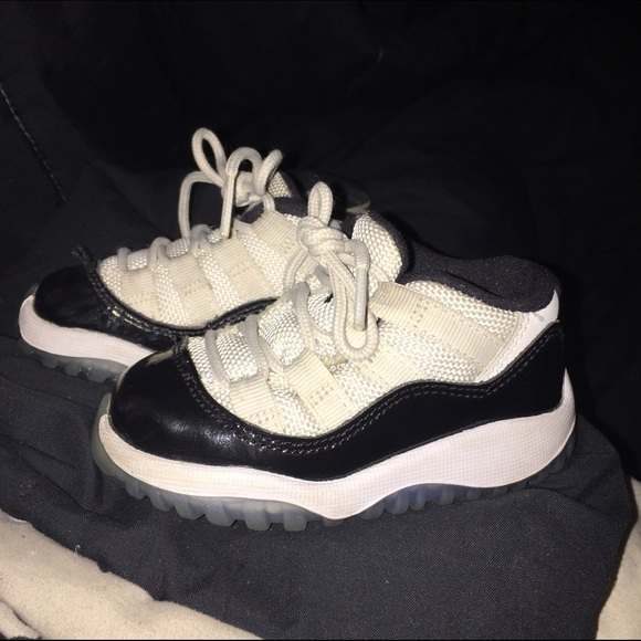 newest 74be5 e77d9 Concord 11s Lows Toddler size 5c