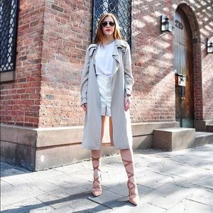 Zara Jackets & Blazers - Zara Trench Coat