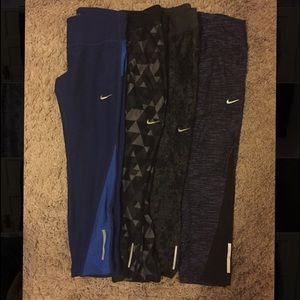 Nike Element 3/4 Leggings