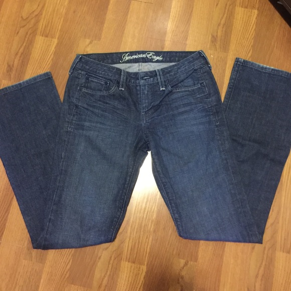 76% off American Eagle Outfitters Denim - American Eagle boot cut jeans! from Aliu0026#39;s closet on ...