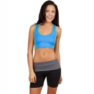 Threads 4 Thought Other - Threads 4 Thought Costa Rica Blue Green Sports Bra
