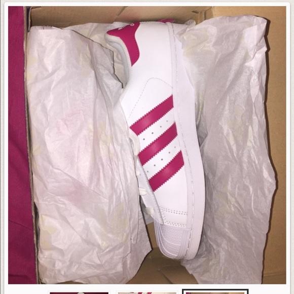 le adidas originale star poshmark rosa