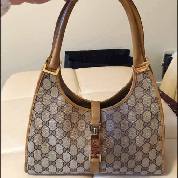 ce9fe4be0976 Gucci Bags | Genuine Jackie O Hobo Bag | Poshmark
