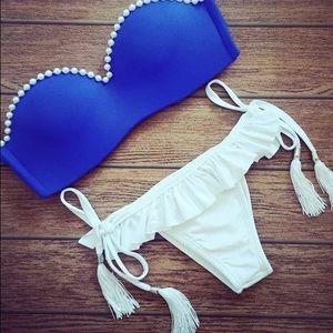 Other - Blue bikini set