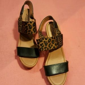 80%20 Shoes - LUCKY BRAND WEDGE