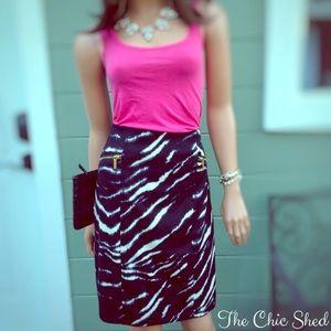 Michael Kors Dresses & Skirts - NWOT Michael Kors Zipper Pencil Skirt