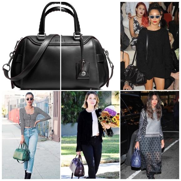 4d296e5ea47 COACH Ace Satchel / Celebrities Favorite Bag ❤️✨ NWT