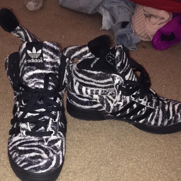 Jeremy Scott Zebra Tails 10 Condo