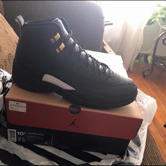 wholesale dealer dcf0f 8717b Jordan Black Retro 12 ALL SIZES.