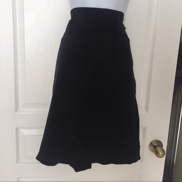 49 dots dresses skirts plus black high waist