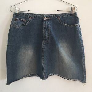 Oasis Dresses & Skirts - ✨CLEARANCE✨Denim mini-skirt