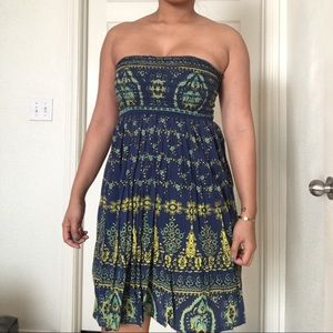 CLEARANCE Indian strapless dresses!