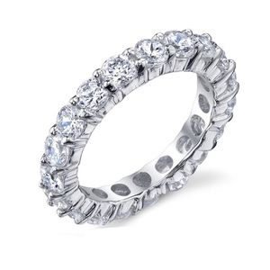 Jewelry - Eternity, Stackable Ring, Wedding Band