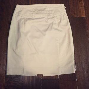 Express Dresses & Skirts - Khaki Express Pencil Skirt