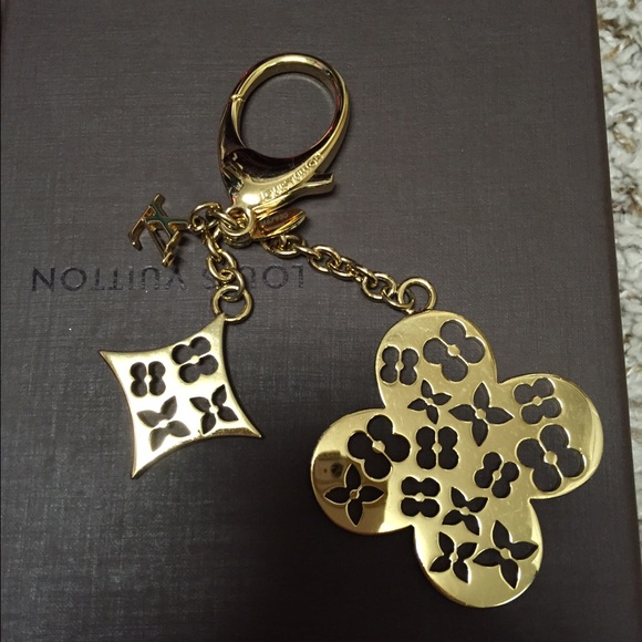 Louis Vuitton Accessories - Authentic Louis Vuitton Ivy Bag Charm