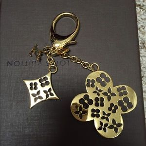 Authentic Louis Vuitton Ivy Bag Charm