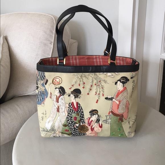 cb6c9bd6cb Isabella Fiore Handbags - Beautiful vintage Isabella Fiore handbag
