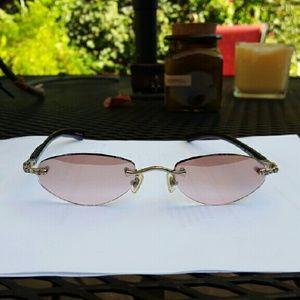 "Chrome Hearts ""Velvedere"" sunglasses"