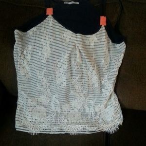 Maurices plus size 2 tank top