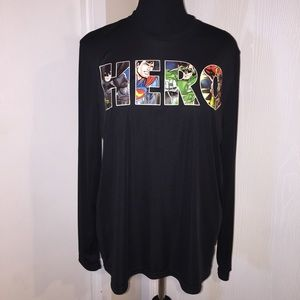 Tops - Justice League long sleeve t-shirt