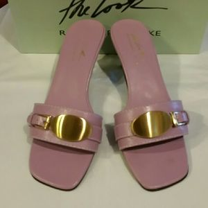 The Look by Randolph Duke Sandals Orchid 7W