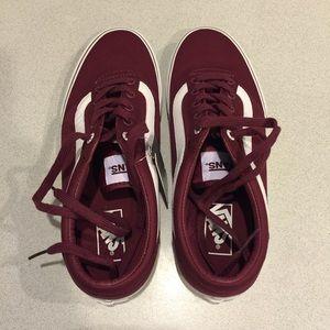 012a4f7229 Vans Shoes - NIB Vans Milton Twill