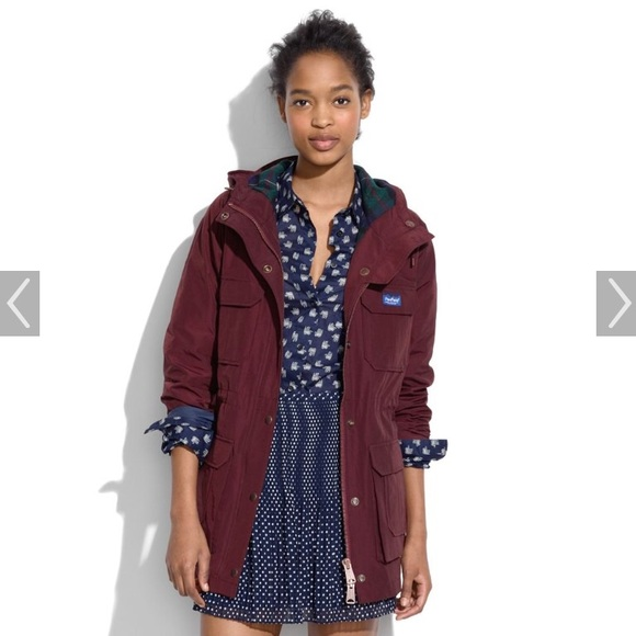 42% off Penfield Jackets & Blazers - PENFIELD Kasson Burgundy ...