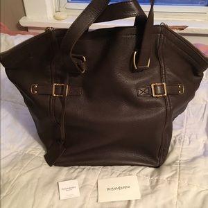 75% off Yves Saint Laurent Handbags - YSL Downtown Sac Bag from ...