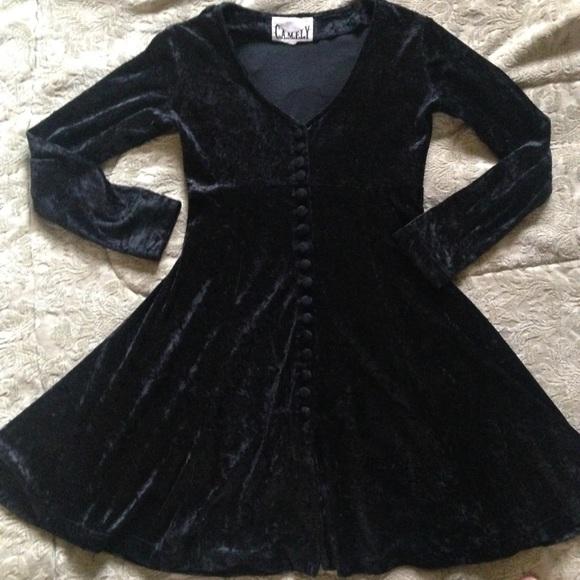 Afraid, velvet vintage dress pity, that