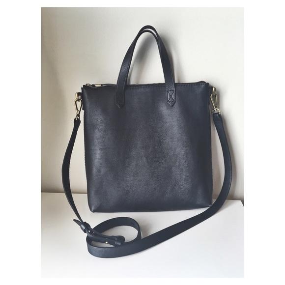 ee9e489120f2 Madewell Handbags - Madewell Mini Transport Crossbody Bag