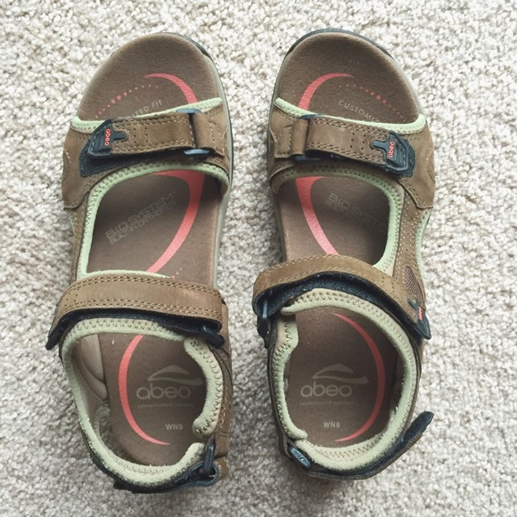 0ff9a2b5f95 ABEO Shoes - ABEO B.I.O.system Huntington Sandals